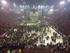 Queen+AdamLambert fanno esplodere Milano.