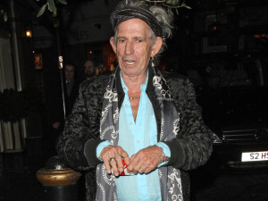 Keith Richards leaving Le Petite Maison Featuring: Keith Richards Where: London, United Kingdom When: 26 Feb 2013 Credit: Spiller/WENN.com