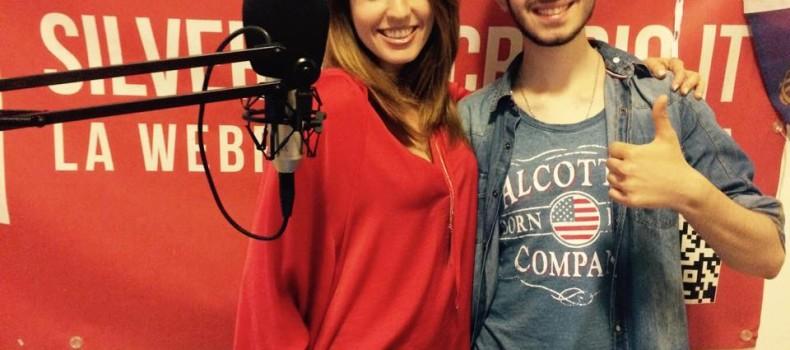 Arianna ai nostri microfoni (podcast)e in radio con Shaggy
