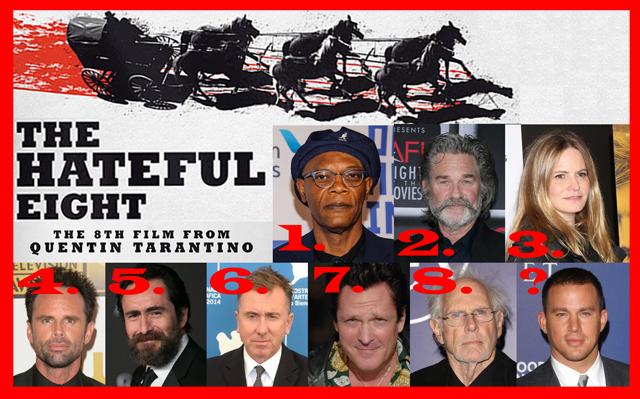 Cinema: tanti dialoghi e splatter spinto in nuovo film Tarantino