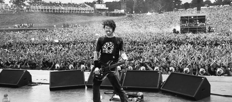 Foo Fighters, concerto a sorpresa e poi festival di Glanstonbury?