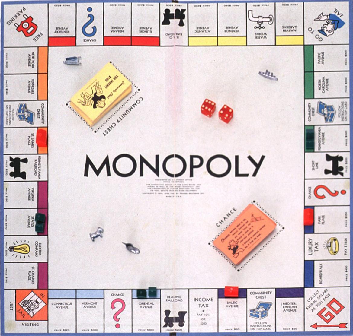 Monopoly italia nuovo tabellone genova sar parco della for Nuovo arredo monopoli