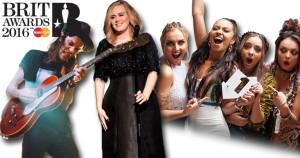 Brit Awards 2016, dedica a David Bowie e trionfo per Adele e i Coldplay