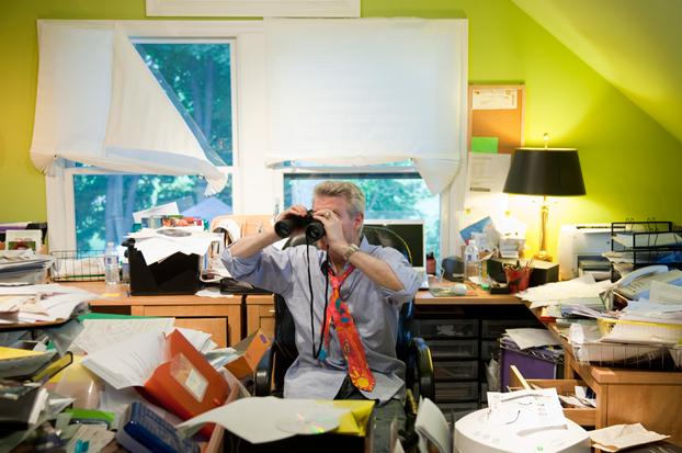 Disordine In Ufficio.Disordine Creativo Disordine Positivo Lo Dice La Scienza