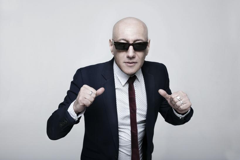 Giuliano Palma con Groovin' torna alle cover
