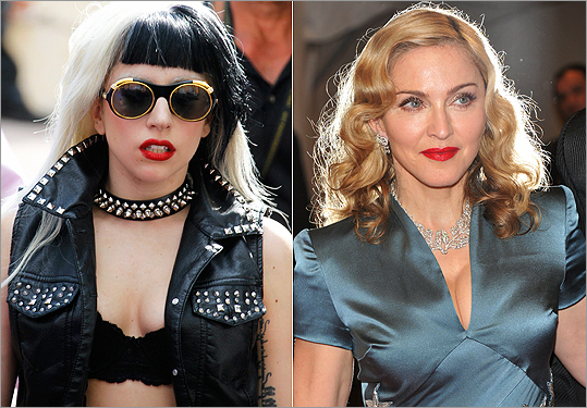 Lady Gaga critica Madonna: voi da che parte state??