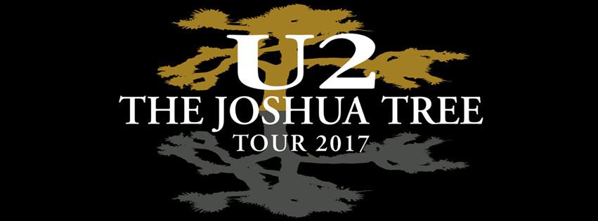 Nuova versione di Red Hill Mining Town degli U2 per il The Joshua Tree Tour 2017