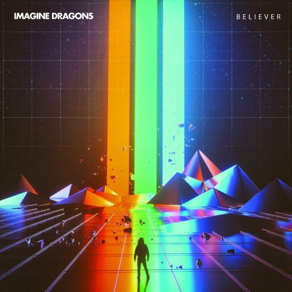 """Imagine Dragons, torna la band Multi-Platino con """"BELIEVER"""""""