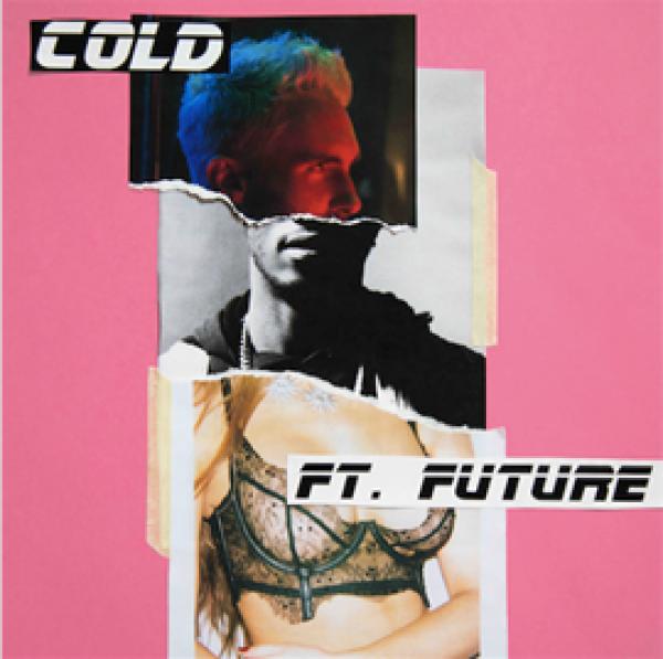 """Nuovo singolo per i Maroon 5 che presentano """"Cold"""" feat. Future"""