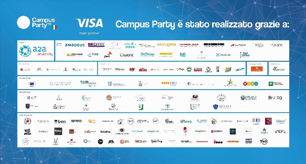 Il festival internazionale di innovazione e creatività Campus Party continua il suo debutto in Italia inaugurando il secondo giorno con la presenza di Federico Faggin