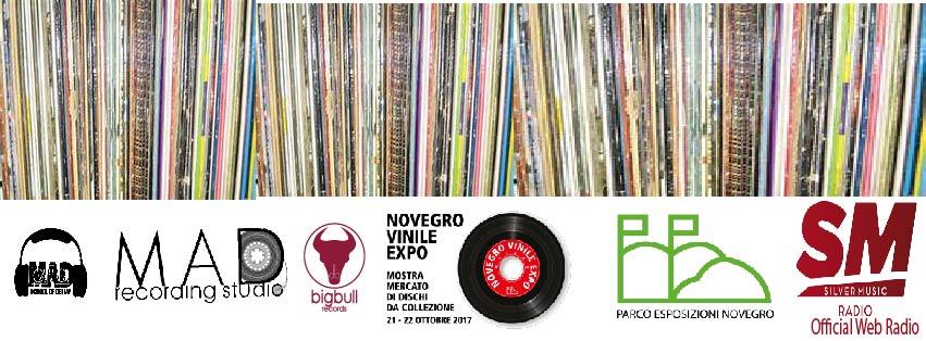 """SMradio media partner del """"Novegro Vinile Expo"""" 21 e 22 ottobre"""