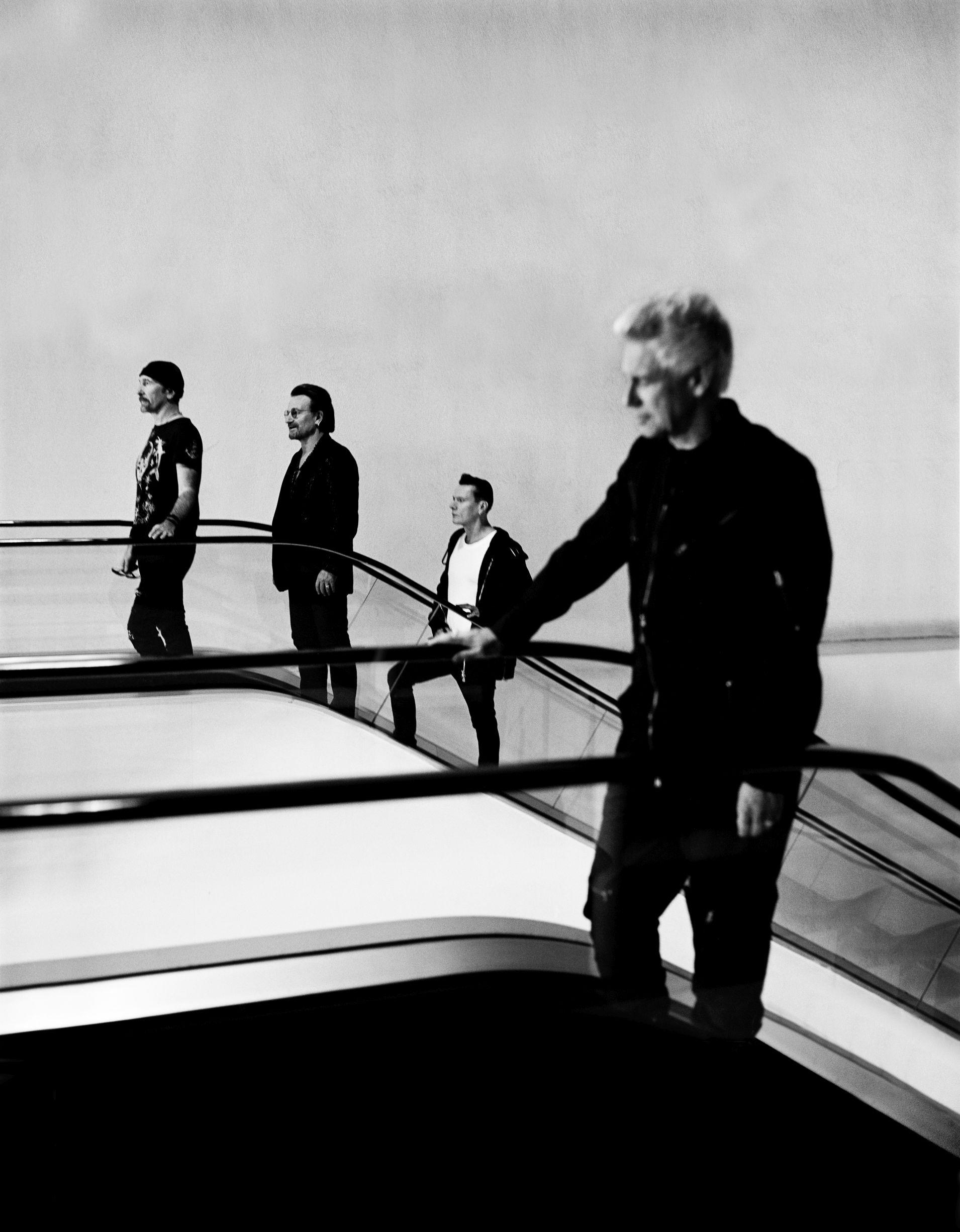 U2 Songs of Experience ha finalmente una data di uscita! Oltre alle date del tour 20